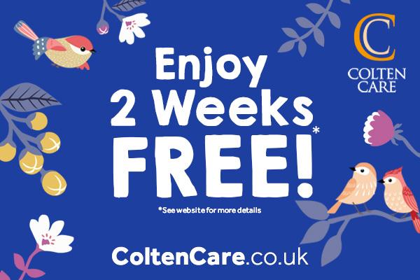 Two weeks free